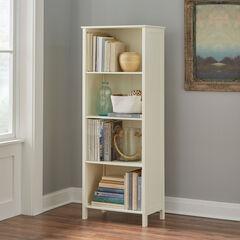 Adelaide Bookcase, WHISPER WHITE