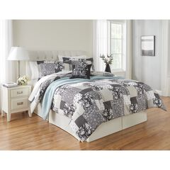 BH Studio Bed-In-A-Bag 8-Pc. Set, PATCHWORK