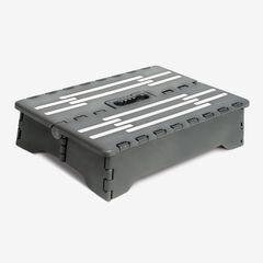 Portable Folding Step, BLACK
