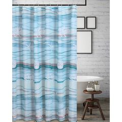Maui Shower Curtain by Greenland Home Fashions, MULTI