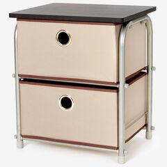 Eve 2-Drawer Soft Storage,