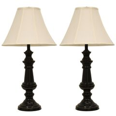Bronze Touch Control 2-Pack Lamps, BRONZE