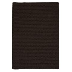 Simple Home Solid Rug by Colonial Mills, MINK