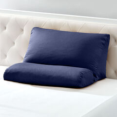 XL Flip Pillowcase , NAVY