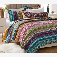 Southwest Bonus Quilt Set by Greenland Home Fashions,