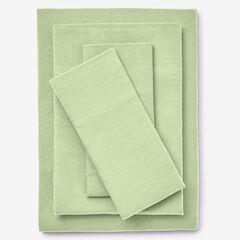 Bed Tite™ Solid Flannel Sheet Set, SAGE