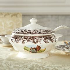 Haydon Turkey 3-Pc. Tureen Set,