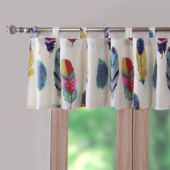 Dream Catcher Teal Window Valance by Greenland Home Fashions, TEAL