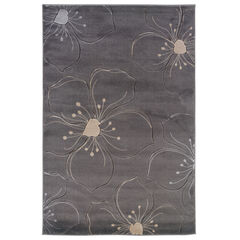 Milan Grey 8'X10' Area Rug,