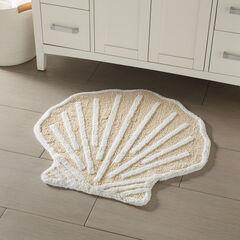 Shell Bath Mat,