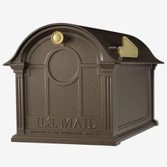Balmoral Mailbox, BRONZE