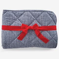 Quilted Water-Resistant Pet Throw,