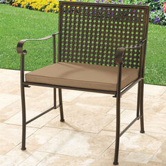Extra Wide Metal Folding Chair ,
