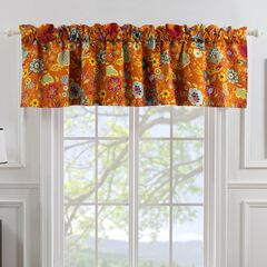 Astoria Spice Window Valance by Greenland Home Fashions, SPICE