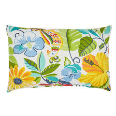 "20"" x 13"" Lumbar Pillow, CAROLINA"