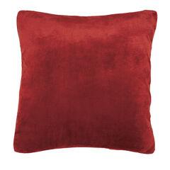 BH Studio Microfleece Sq. Pillow, PAPRIKA