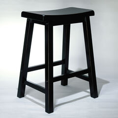 """Counter Stool, 24"""" Seat Height, ANTIQUE BLACK"""