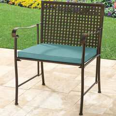 Extra Wide Metal Folding Chair, HAZE