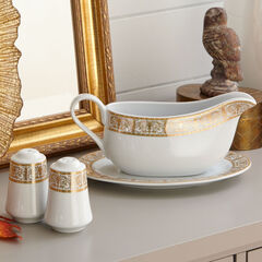 Medici 4-Pc. Porcelain Serving Set,
