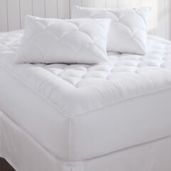 Magic Cloud Mattress Pad, WHITE