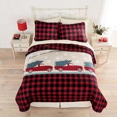 BH Studio 3-Pc. Christmas Quilt Set, XMAS
