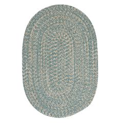 Tremont Rug by Colonial Mills, TEAL