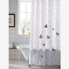 Mariposa Shower Curtain, MULTI