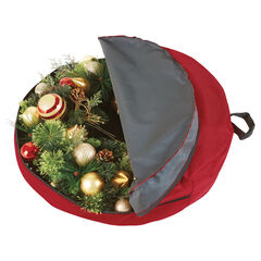 "30"" Wreath Storage Bag ,"
