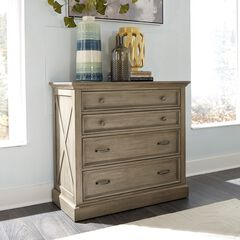 Mountain Lodge 4-Drawer Chest by Home Styles,