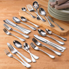 46-Pc. Flatware Set,