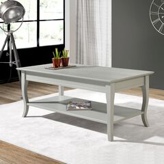 Dayton Grey Coffee Table, GREY