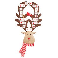 Reindeer Advent Calendar,