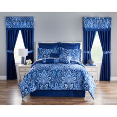 James 20-Pc. Comforter Set, BLUE