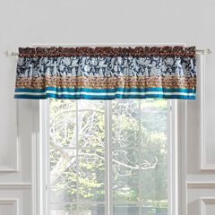 Vista Window Valance by Barefoot Bungalow, MULTI