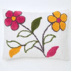 Julie Floral Chenille Sham, FLORAL MULTI