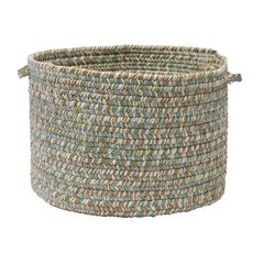 Corsica Basket by Colonial Mills, SEA GRASS
