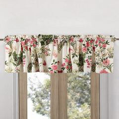 Butterflies Window Valance by Greenland Home Fashions, MULTI
