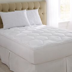 Cool Max Bed Tite™ Pillow Pair, WHITE