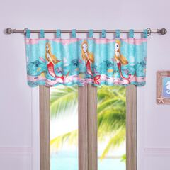 Mermaid Window Valance by Greenland Home Fashions, MULTI