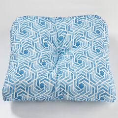 Tufted Wicker Chair Cushion, OCEANIA LEISURE