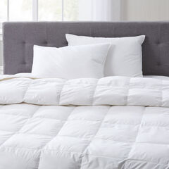 Natural Filled Comforter,