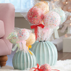 Large Lollipops, Set of 4 , ASSORTED