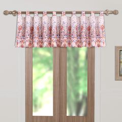 Amber Window Valance by Barefoot Bungalow, MULTI