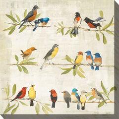Birdsong Wall Art,