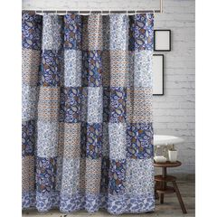Pandora Shower Curtain by Greenland Home Fashions, MULTI