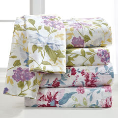 300-TC Cotton Printed Bed Tite™ Sheet Set,