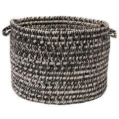 Shine Lace Black Multi Basket,