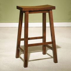 "Honey Brown Bar Stool, 29"" Seat Height , HONEY BROWN"