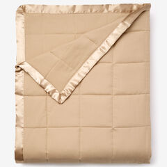 Down-Alternative Blanket, TAN