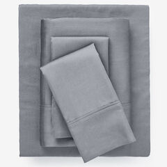 Bed Tite™ 500-TC Cotton/Poly Blend Sheet Set, GRAY